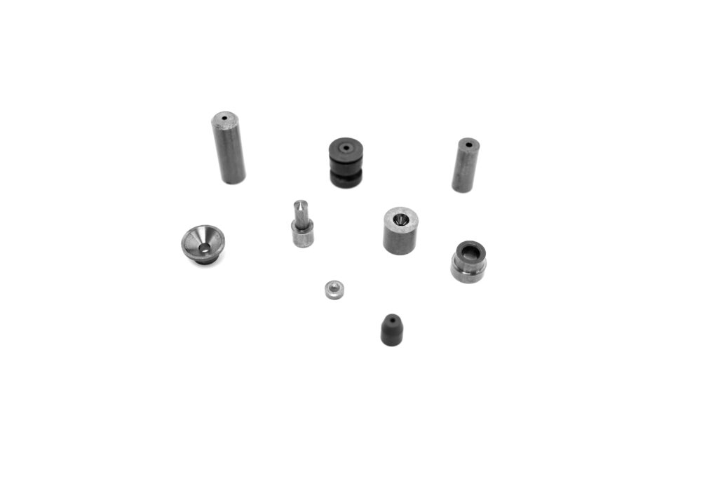 Various Small Carbide Nozzles Hardmetal Solutions