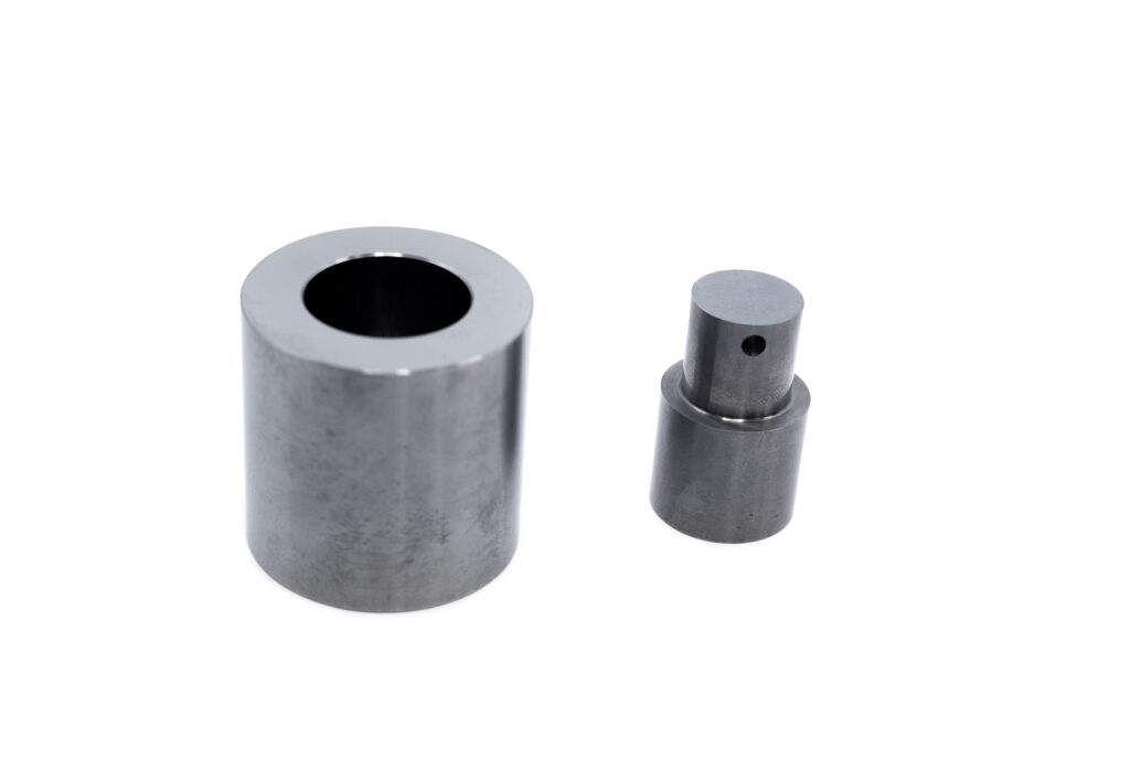 Large Carbide Bushing Shaft from Hardmetal Solutions
