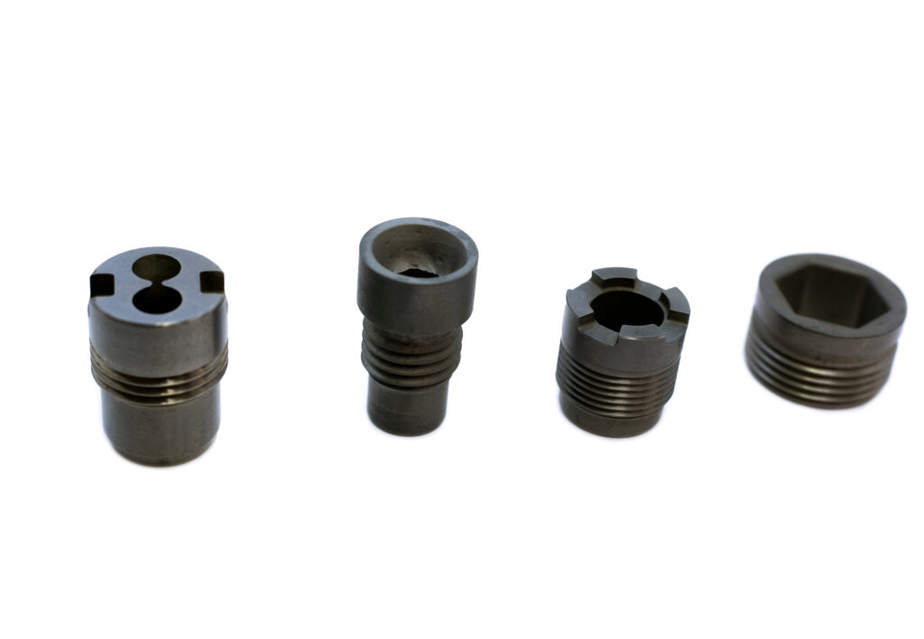 Threaded Carbide Nozzles Hardmetal Solutions